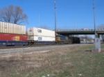 Another Intermodal Move